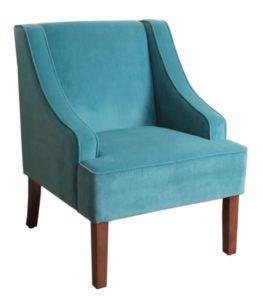 Swoop Arm Chair by HomePop